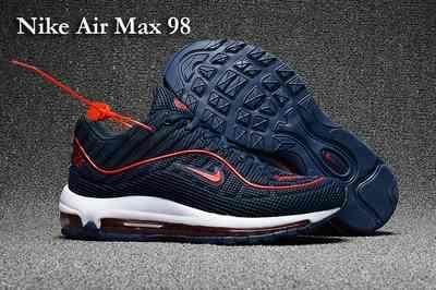 nike Air Max 98 Bleu Et Rouge,Air Max 98 Ultra Femme Envoi
